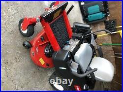 Toro zero turn mower