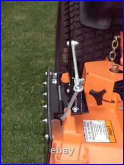 Trac Vac Zero Turn Mower Discharge Cover Fits Most Mowers Best Quality DS301