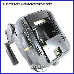 Universal Zero Turn Mower Suspension Seat (Kubota, John Deere, XMark, Craftsman)