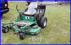 Used Bobcat model 52 zero turn rider