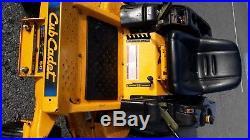 Used Cub Cadet RZT50 50 zeroturn mower 22 HP Kawasaki engine 17AI2ACP056 531 hr