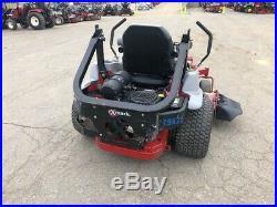 Used Exmark 60 zero turn rider model LZE740EKC604A3