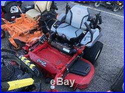 Used Exmark LZX940EKC606 60 zero turn mower