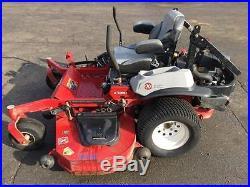 Used Exmark LZX980ECK726 72 zero turn riding mower