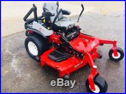 Used Exmark LZX980EKC726 zero turn mower