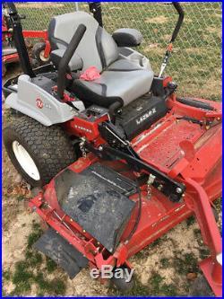 Used Exmark Lazer LZS749AKC72400 72 zero turn rider