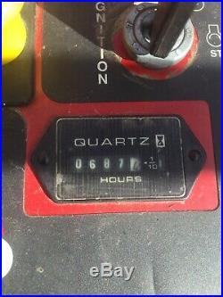 Used Exmark Phazer 44 Zero Turn Mower 19HP Kawasaki 688 Hours