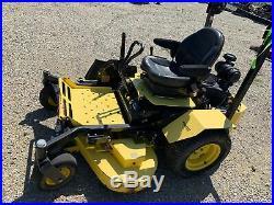 Used Great Dane 52 zero turn rider model GBKH2752S