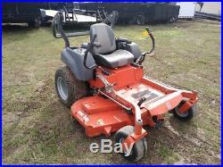 Used Husqvarna MZT61 Zero Turn Mower 27 HP Briggs & Stratton 561.2 HRS