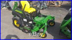 Used John Deere Z925M 52 zero turn rider
