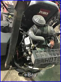Used Toro Z Master 74723 72 zero turn rider