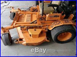 Used commercial zero turn mowers