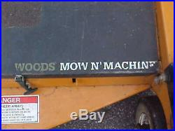 Woods 6170 Mow N Machine Zero Turn Mower