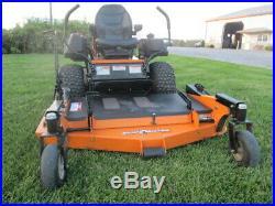 Woods F25 Zero Turn, Same as Grasshopper, ONLY 331 HRS! Original! Shedded