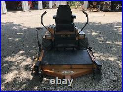 Woods Zero Turn Lawn Mower Mow'N Machine 6180