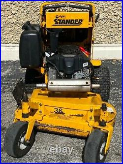 Wright stander ws3615kaw Zero Turn stand up Mower