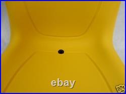 Yellow Seat John Deere F620, F680, F687,717a, 727a, 737,757, Z Trak Ztr Mower #dx