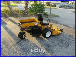 Zero Turn Walker MTSD Non-Collection 42 Rotary Lawn Mower 23 HP Kohler