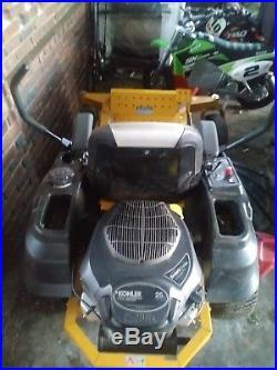 Zero turn mower