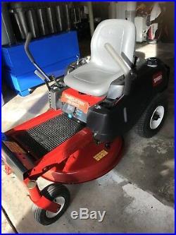 Zero turn mowers used